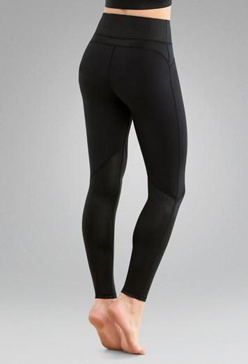 FlexTek Shimmer Leggings Bottoms FlexTek