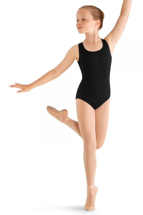 Flower Back Tank Leo Leotards Bloch