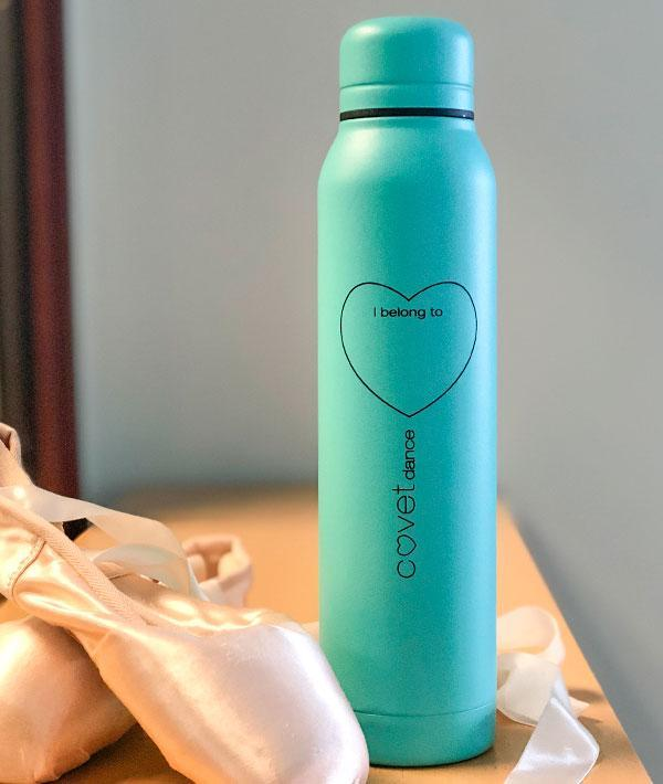 Forget Your Troubles and Dance - Thermal Bottle Dance & Fitness Accessories Covet Dance
