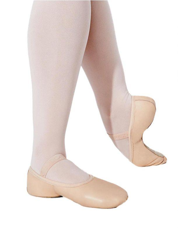 Lily Full Sole Child Ballet Shoe - Ballet Pink Ballet Shoes Capezio Child 6 Width-M Ballet Pink