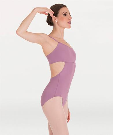 Loop Back Adult Camisole Leotard Leotards Body Wrappers