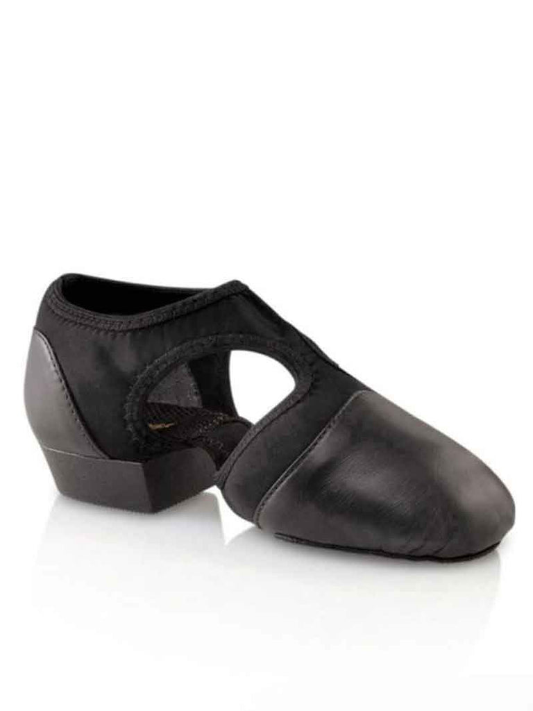 Pedini® Femme Adult Lyrical Shoe Lyrical Shoes Capezio Adult 6 Black Width-M