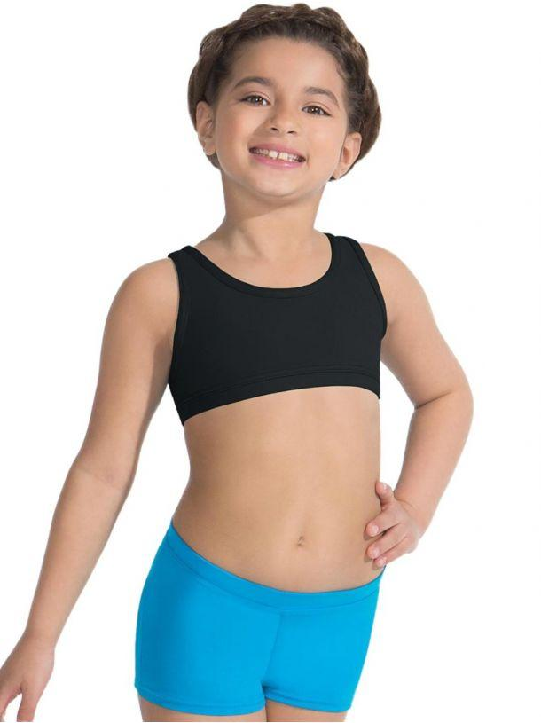 Racerback Child Bra Top Tops Capezio