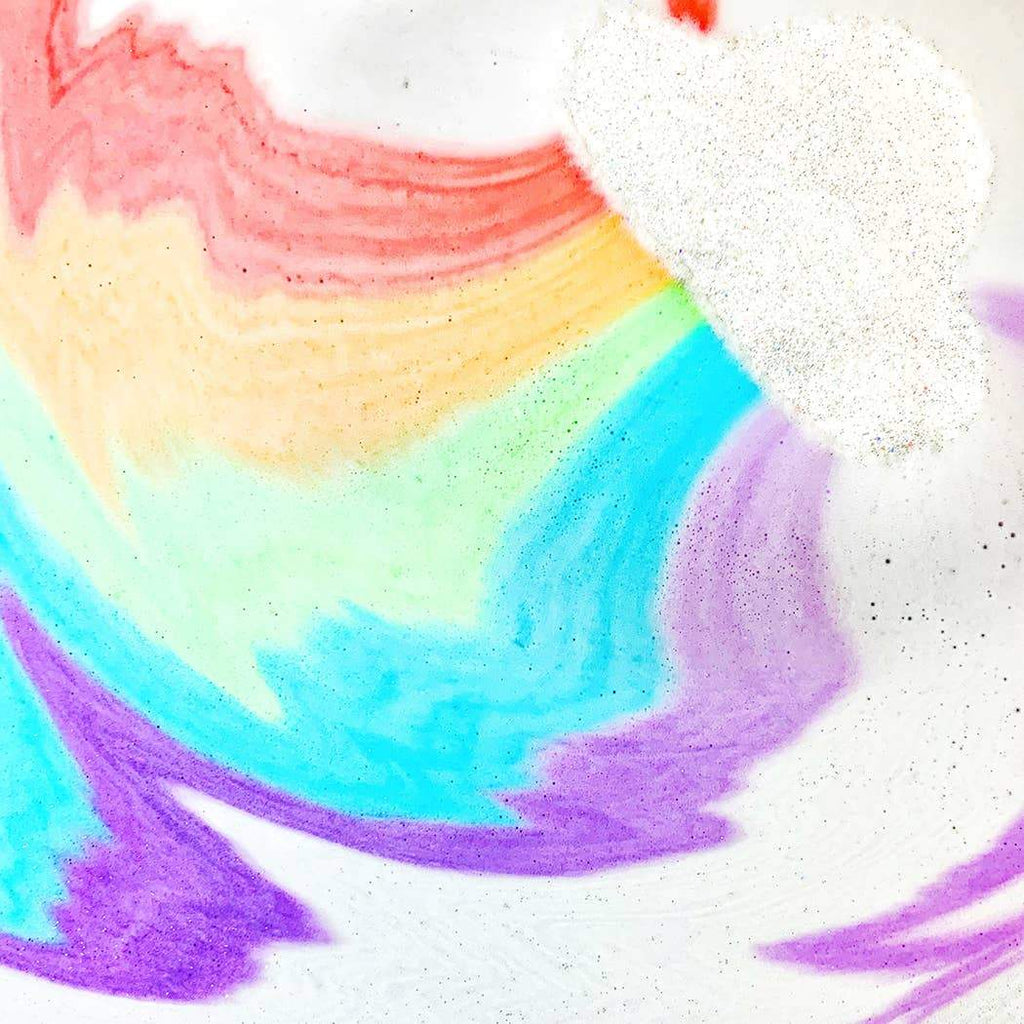 Rainbow Cloud Bath Bomb Gifts Feeling Smitten