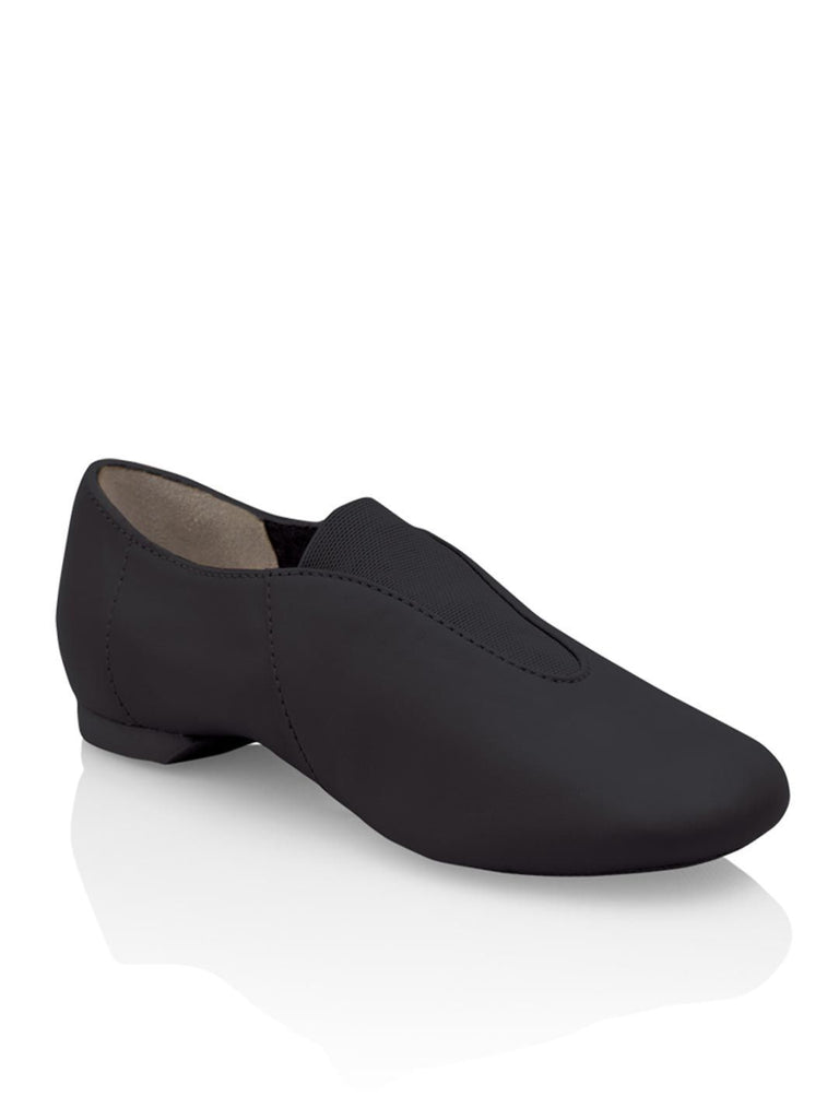Show Stopper Adult Jazz Shoe Jazz Shoes Capezio Adult 5 Black Width-M