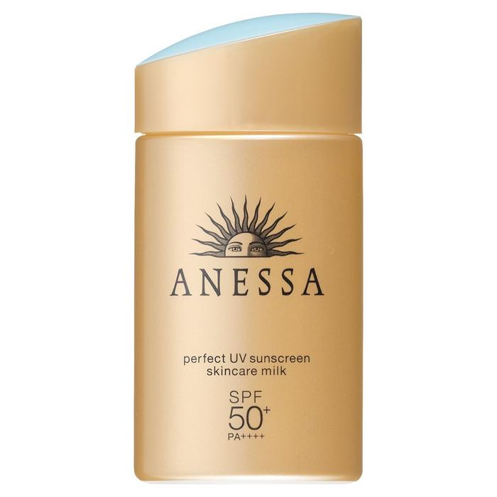 Anessa Perfect UV Sunscreen Skincare Milk, SPF 50+ PA++++ - The Style Quarter