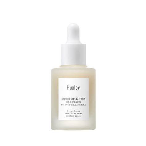 Huxley Secret of Sahara Oil Essence: Essence-like, Oil-like - The Style Quarter