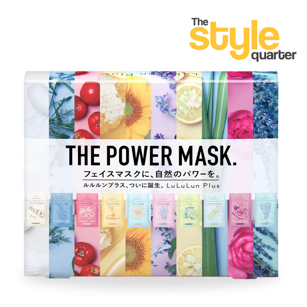 LuLuLun Plus The Power Mask - The Style Quarter