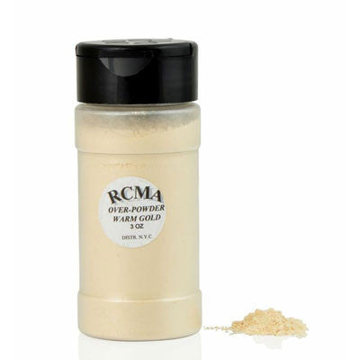 RCMA Over Powder (Warm Gold) 3oz/85g