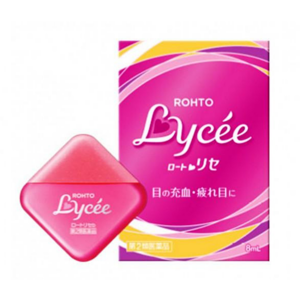 Rohto Lycee Eye Drops - Regular - The Style Quarter