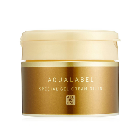 Shiseido Aqualabel Special  Gel Cream Oil In