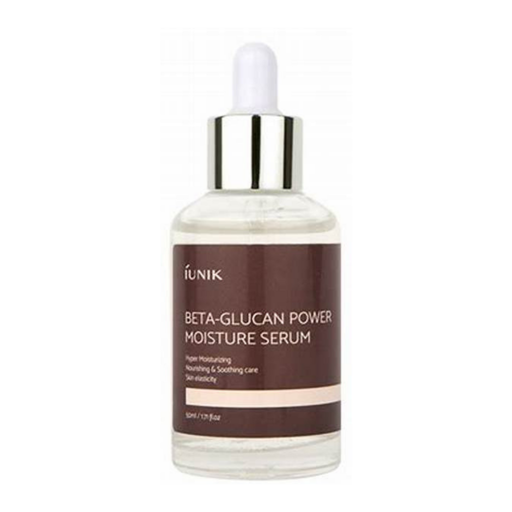 iUNIK Beta-Glucan Power Moisture Serum - The Style Quarter