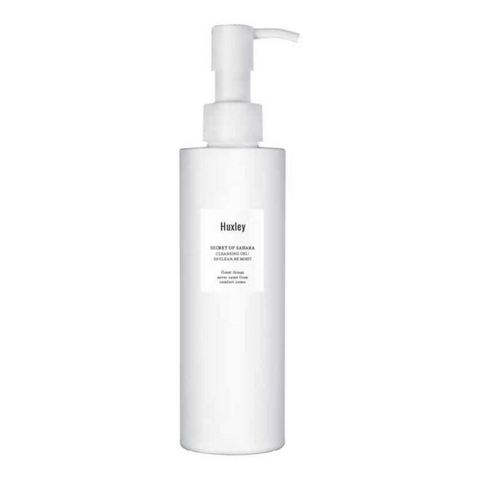 Huxley Secret of Sahara Cleansing Gel: Be Clean, Be Moist