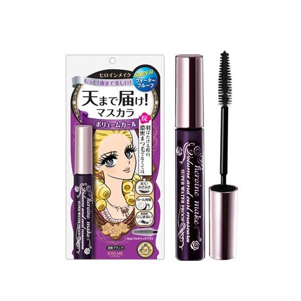 Heroine Make Volume and Curl Mascara - The Style Quarter