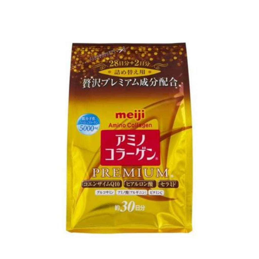 Meiji Amino Collagen Premium 28+2 = 30 Days - The Style Quarter