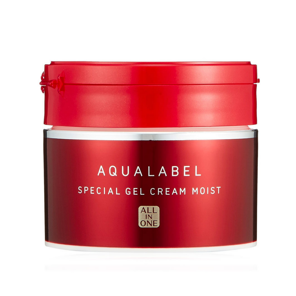 Shiseido Aqualabel Special  Gel Cream Moist - The Style Quarter