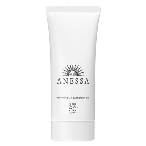 Shiseido Anessa Whitening UV Sunscreen Gel SPF 50+ PA++++