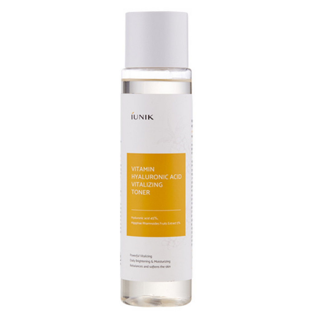 iUNIK Vitamin Hyaluronic Acid Vitalizing Toner - The Style Quarter