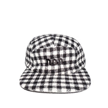 Load image into Gallery viewer, Non Checkered Wool 5-panel Cap