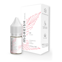 Strawberry Laces Sherbet CBD E-Liquid 10ml