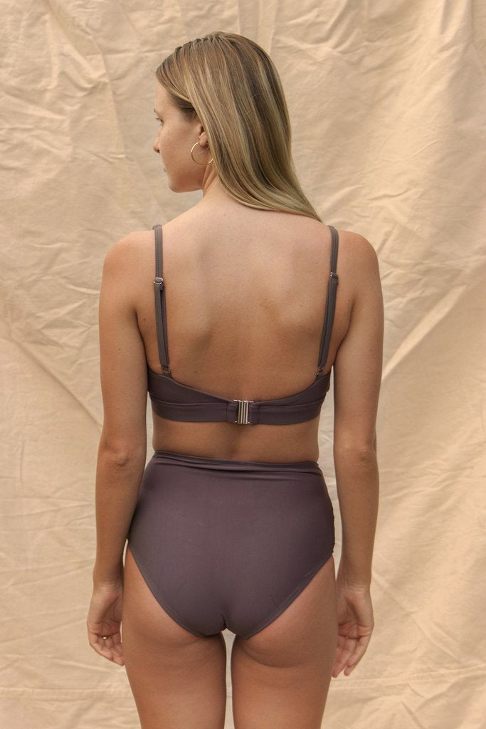 Mariposa Top Dark Taupe