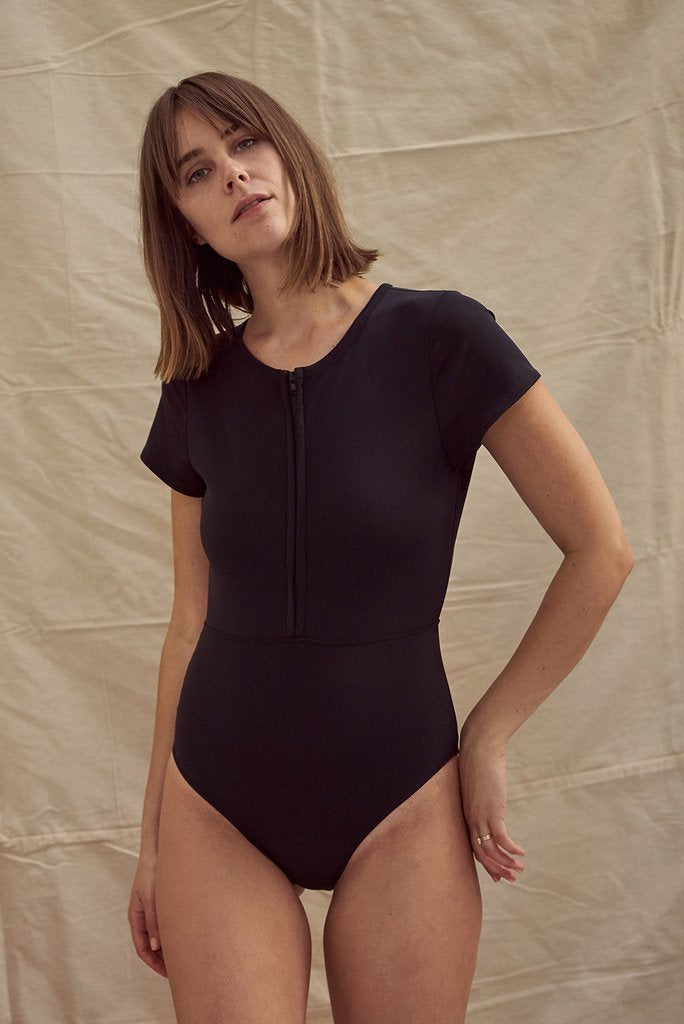 Chacahua Surf Suit Black