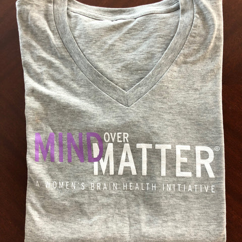 Mind Over Matter Ladies T