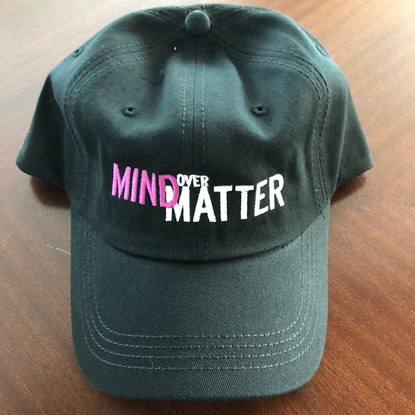 Mind Over Matter Baseball Cap