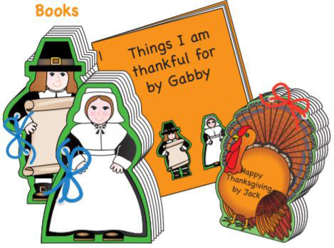 Thanksgiving Themed Books