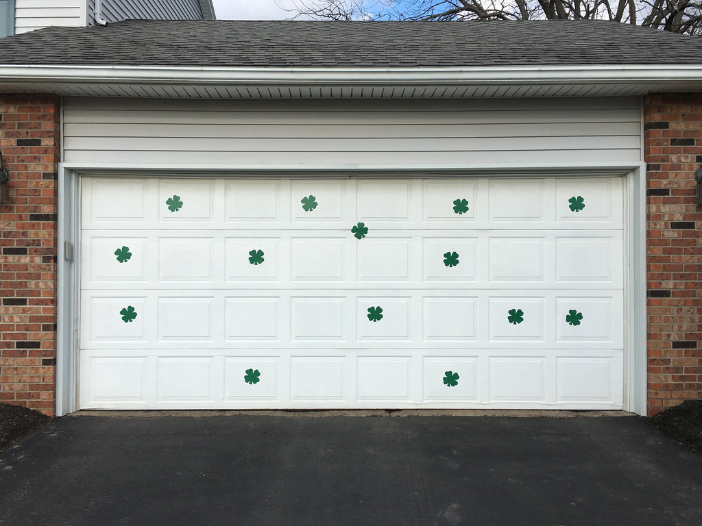 Clover Magnets to show your St. Patrick's Day Spirit!