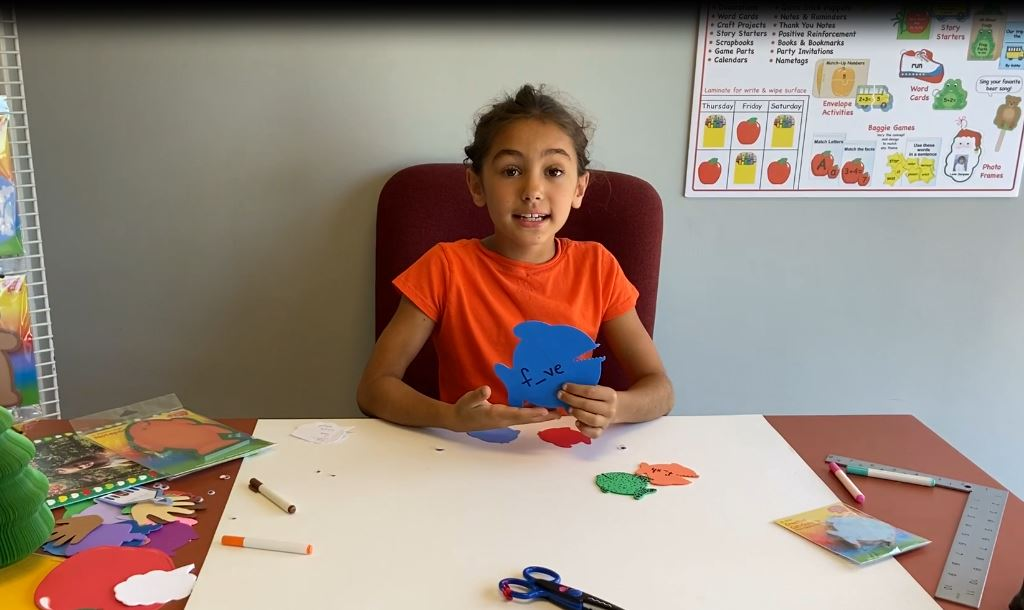 Craft with Gabby - Create A Variety of Fish Learning Games