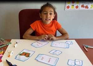 Craft With Gabby- Quick & Easy Flashcard Craft for Learning