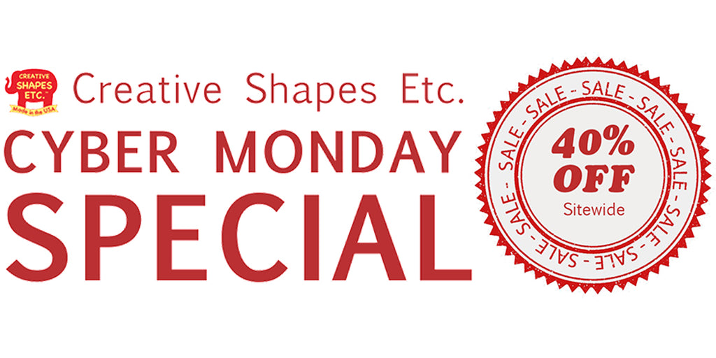 Cyber Monday 2020 Special is Here!