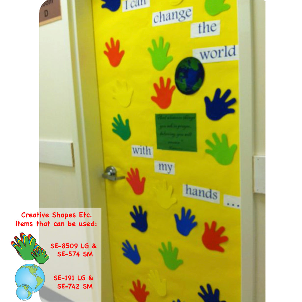 Earth Day Door