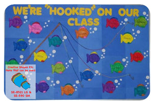Fish Themed Bulletin Board Displays