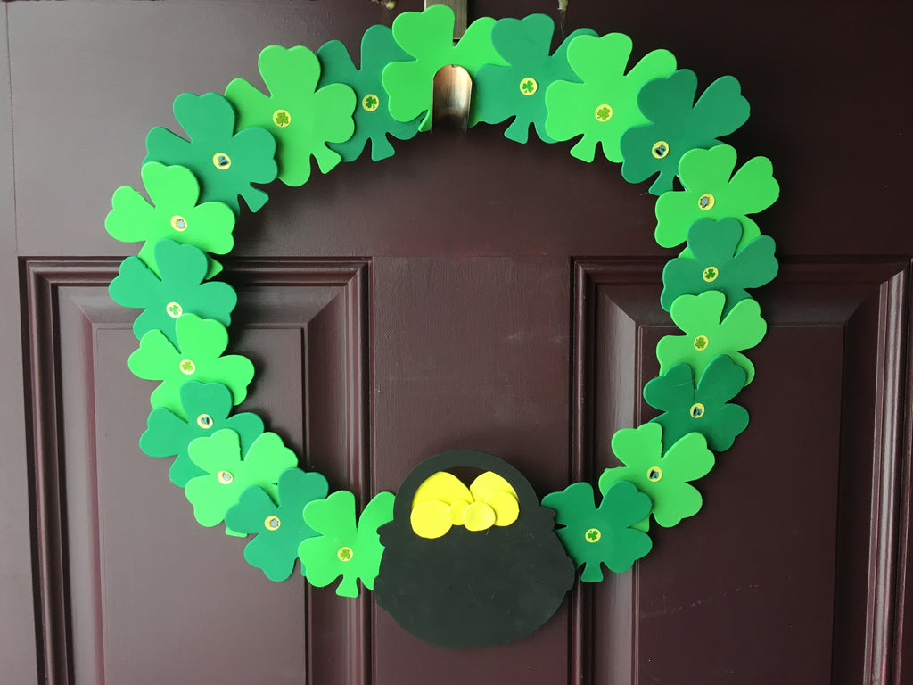 Fun St. Patricks Day #CSECRAFTS