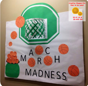 March Madness Begins