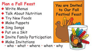 Plan a Fall Feast with Thanksgiving Themed Items