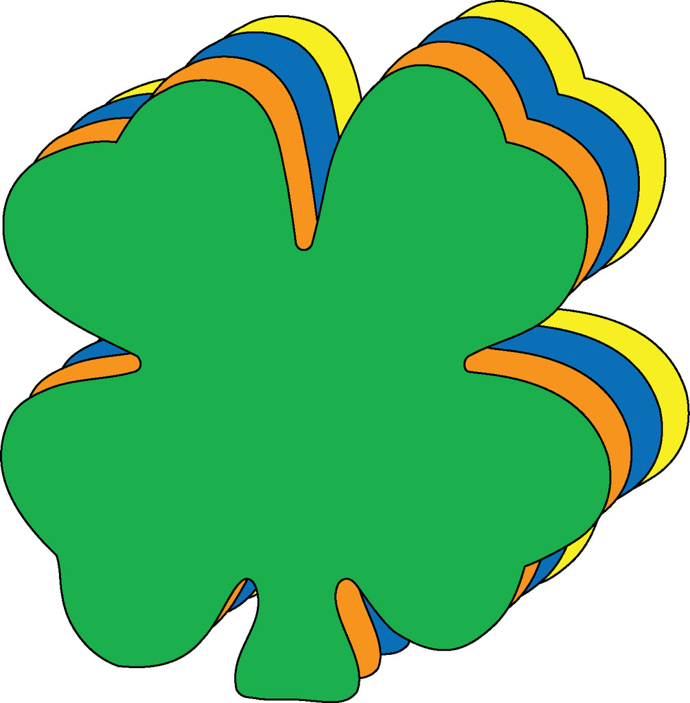 New Assorted 4 Leaf Clover Magnets!