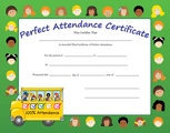 Perfect Achievement Certificates