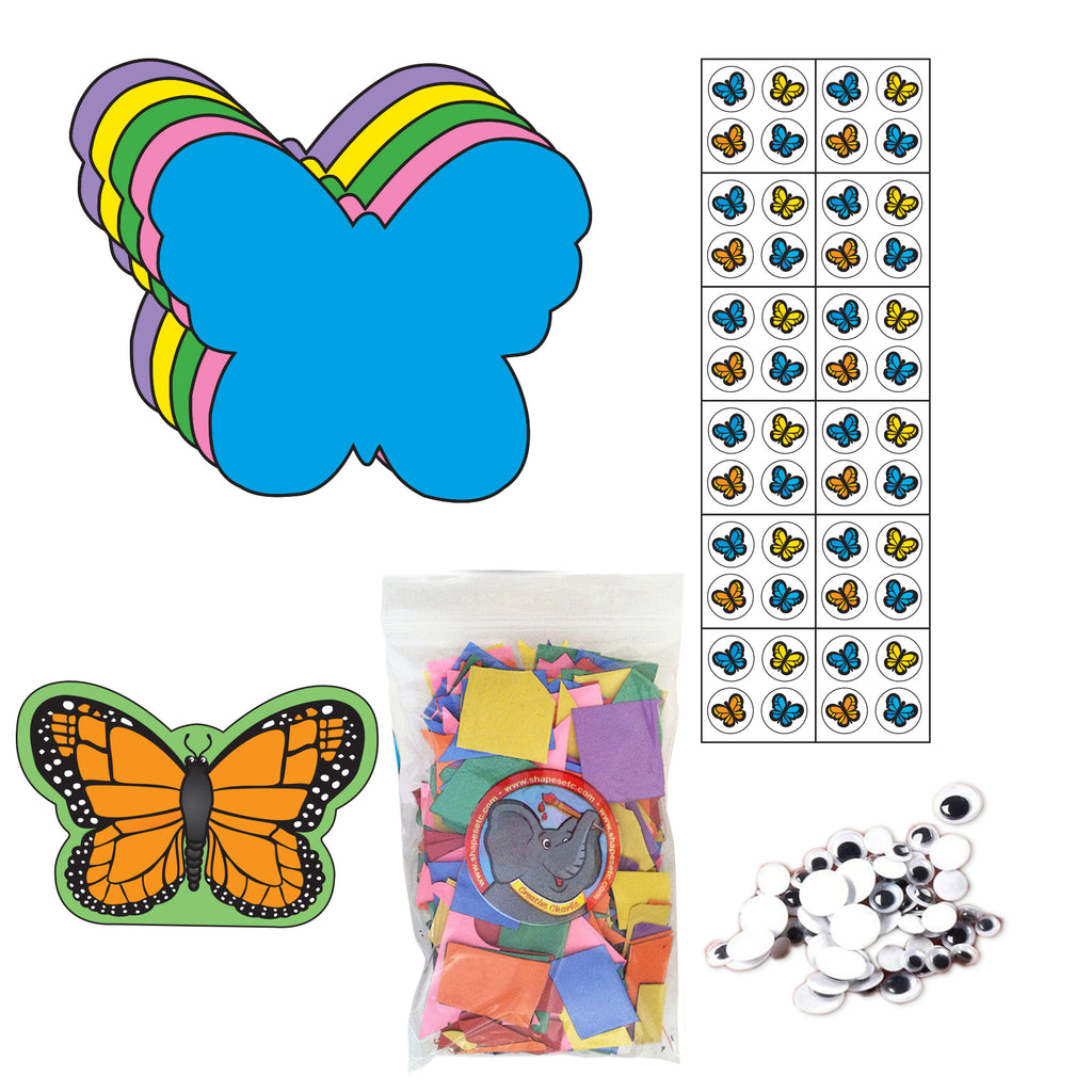 New Butterfly Activity Kit Available!