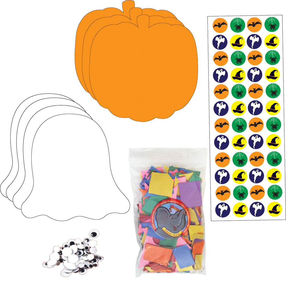 Halloween Activity Kit