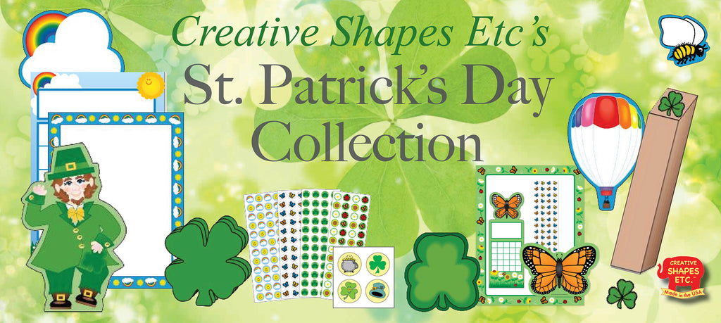 Check out our St. Patrick's Day Collection!