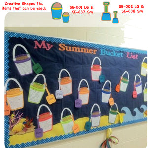 Summer Bulletin Board Ideas