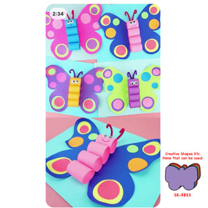 Super Butterfly Craft