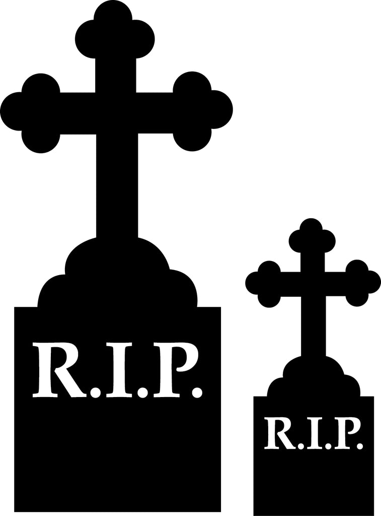 New Tombstone Cut-Outs!