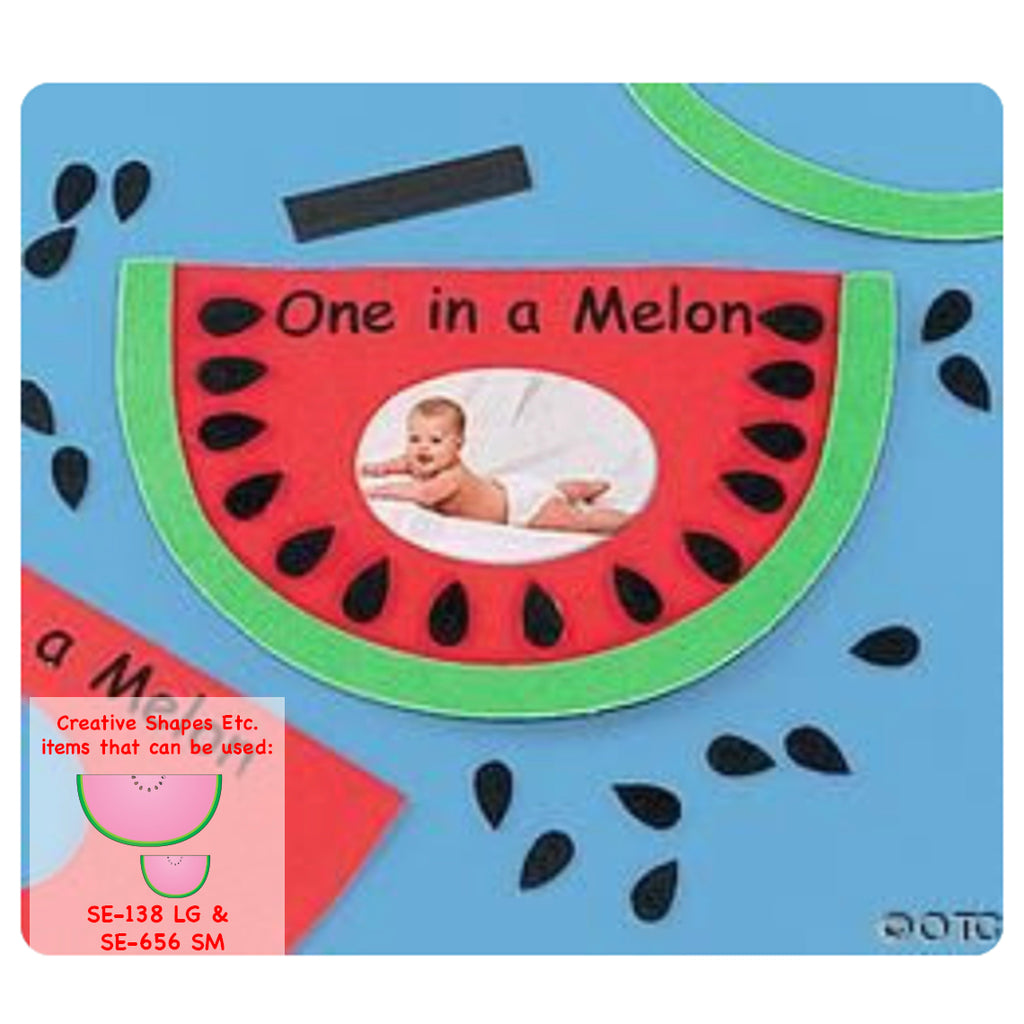 One in a Melon Craft