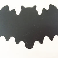 Magnets - Small Single Color Bat - Creative Shapes Etc.