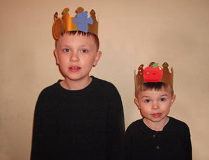 Crowns - 12 per pack - Creative Shapes Etc.