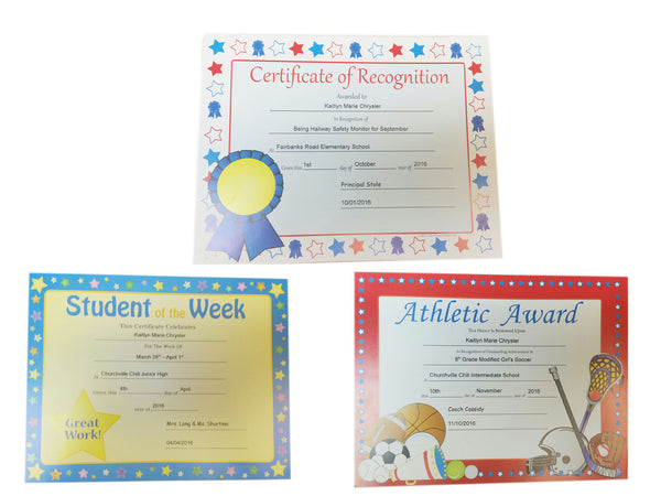 ... Recognition Certificate   Certificate Of Recognition  Examples Of Certificates Of Recognition